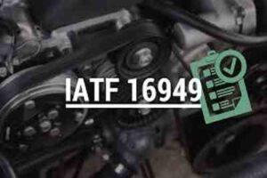 طرح اقتضایی/استاندارد IATF16949