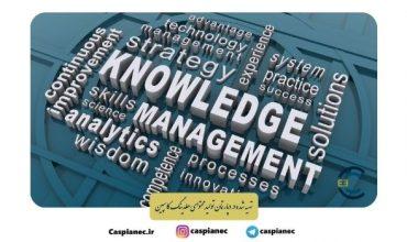 استقرار مدیریت دانش در سازمان