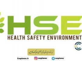 مدیریت ایمنی، بهداشت و محیط زیست (HSE)