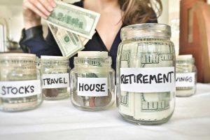 استقلال مالی/بازنشستگی/پس انداز